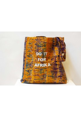 Totebag Do it for Afrika